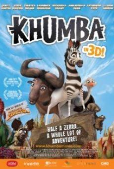 Koemba: De zebra die zijn strepen kwijt is gratis