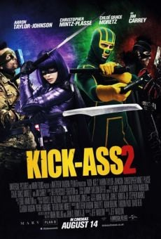 Kick-Ass 2: Con un par on-line gratuito