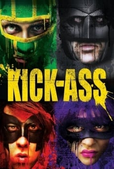 Kick-Ass un Superhéroe sin Superpoderes online