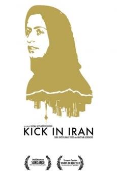 Kick in Iran