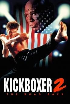 Ver película Kickboxer 2