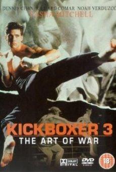 Ver película Kickboxer 3: El arte de la guerra