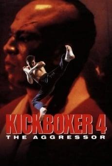 Kickboxer 4: El agresor online