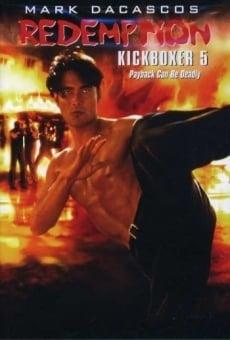 Kickboxer 5: Revancha online gratis