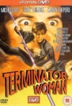 Ver película Kickboxer Terminator