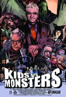 Película: Kids vs Monsters