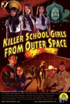 Película: Killer School Girls from Outer Space