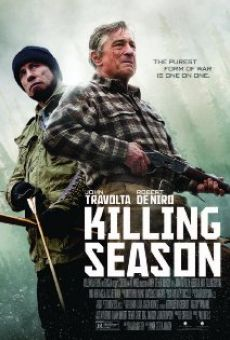 Killing Season online gratis