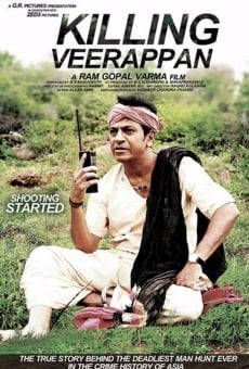 Killing Veerappan online streaming