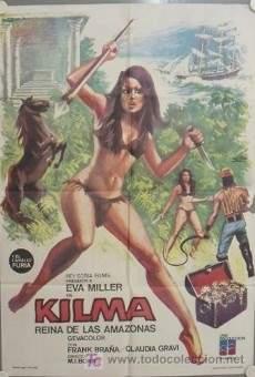 Ver película Kilma, reina de las amazonas