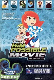 Película: Kim Possible: Sí es para tanto