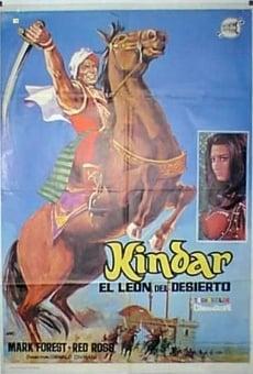 Ver película Kindar, el león del desierto