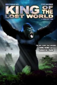 Watch King of the Lost World online stream