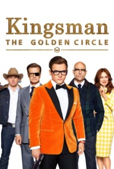 Kingsman: The Golden Circle on-line gratuito