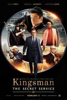 Kingsman: Secret Service online