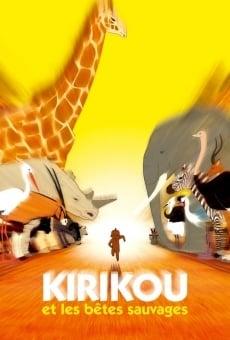Kirikú y las bestias salvajes online
