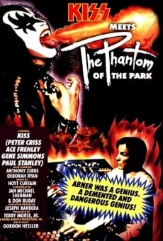 Kiss Meets the Phantom of the Park online gratis