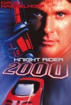 Ver película El coche fantástico 2000