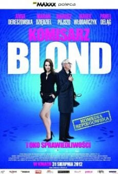 Watch Komisarz Blond i Oko Sprawiedliwosci online stream