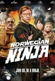 Kommandør Treholt & ninjatroppen online