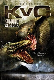 Komodo vs. Cobra online streaming