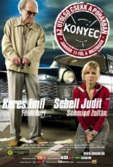 Ver película Konyec - Az utolsó csekk a pohárban