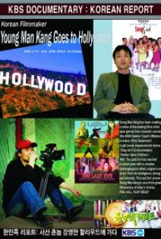 Korean Report: Young Man Kang Goes to Hollywood