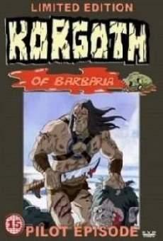 korgoth of barbaria 2006 film en fran ais cast et bande annonce. Black Bedroom Furniture Sets. Home Design Ideas
