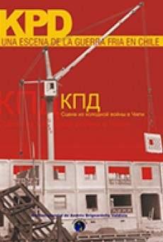 Ver película KPD, una escena de la guerra fría en Chile