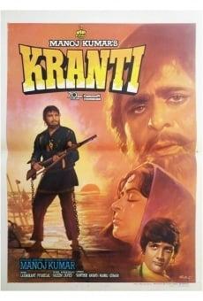 Ver película Kranti