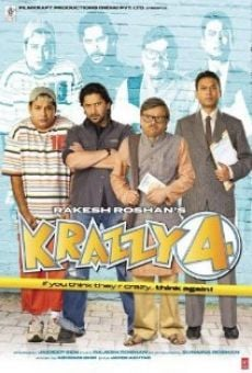 Krazzy 4 on-line gratuito