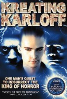 Ver película Kreating Karloff