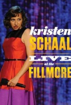 Ver película Kristen Schaal: Live at the Fillmore