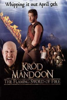 Kröd Mändoon and the Flaming Sword of Fire online
