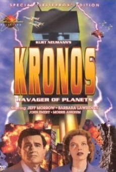 Ver película Kronos, ¡el conquistador del universo!
