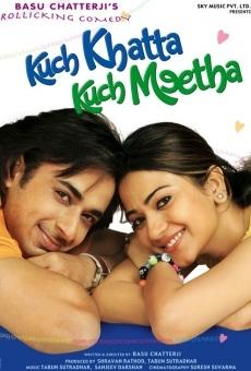Ver película Kuch Khatta Kuch Meetha