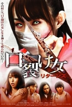 Kuchisake onna Returns on-line gratuito