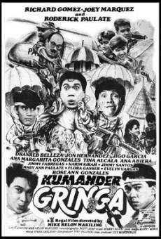 Ver película Kumander Gringa