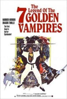Ver película Kung Fu contra los 7 vampiros de oro