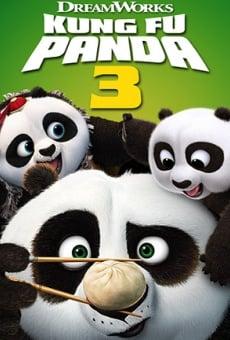 Kung Fu Panda 3 on-line gratuito