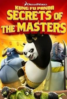 Kung Fu Panda: Les secrets des maîtres