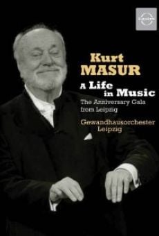 Kurt Masur: A Life in Music on-line gratuito