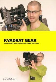 Ver película Kvadrat Gear