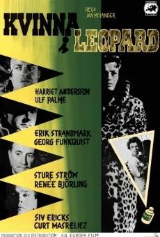 Ver película Kvinna i leopard