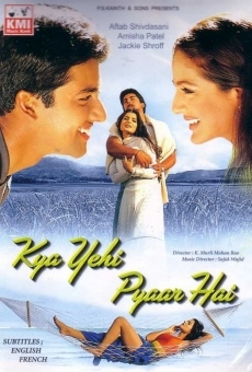 Ver película Kya Yehi Pyaar Hai