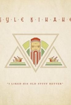 Película: Kyle Kinane: I Liked His Old Stuff Better