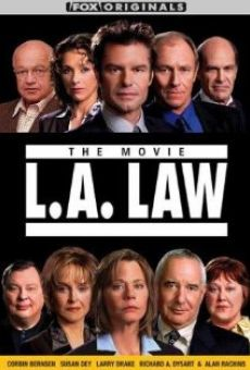 L.A. Law: The Movie Online Free