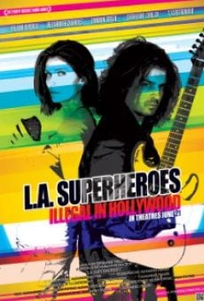 L.A. Superheroes online streaming