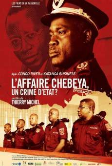 L'affaire Chebeya, un crime d'Etat?