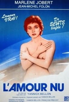 Ver película L'amour nu